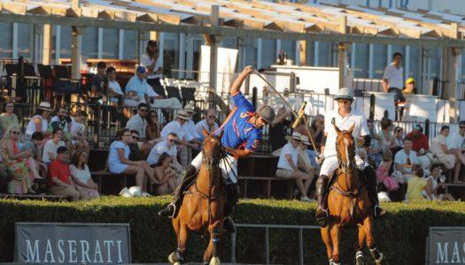 Comienza el 46º Torneo Internacional de Polo