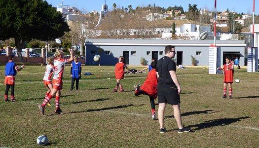Pueblo Nuevo, escenario del II Campus Wasps Rugby Clinic