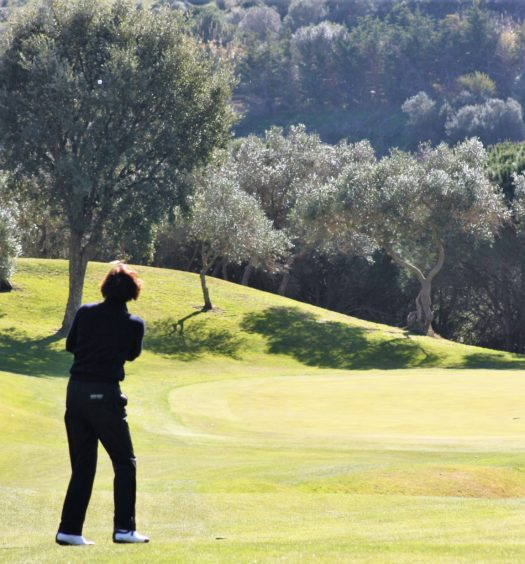 San Roque Club Golf