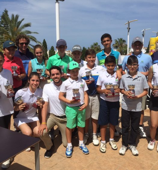 Golf Juvenil Santa Clara