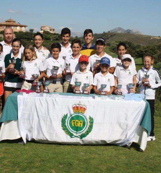 Circuito Juvenil Golf