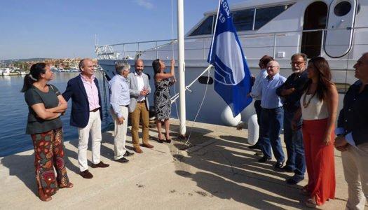 Bandera Azul para: Torreguadiaro, Cala Sardina, Alcaidesa y Puerto Sotogrande