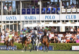 Dubai Vs La Indiana. Polo en Sotogrande