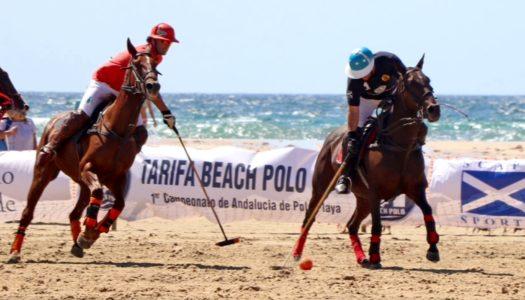 Llega el VI Torneo Tarifa Beach Polo
