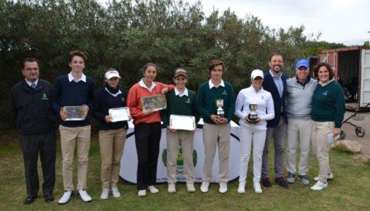 Meritorio subcampeonato de Ángel Ayora, en el autonómico de Alborán Golf