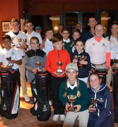 Final Juvenil Golf