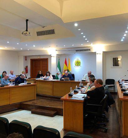 Pleno Los Barrios