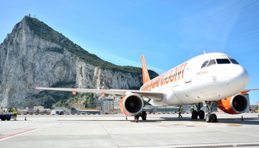 La nueva conexión de EasyJet desde Gibraltar a Londres, ya en marcha