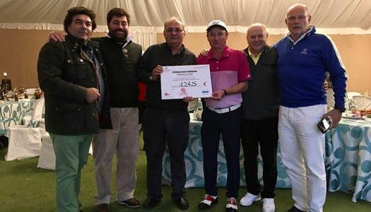 Green Fees Solidarios de Sotogrande, fiesta navideña del golf
