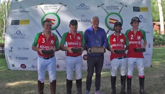 N. Eki Events se lleva el segundo triunfo del Iberian Polo Tour