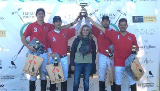 Aero, primer triunfador en el Iberian Polo Tour 2018