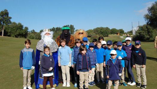 La Cañada une a los Reyes Magos con el golf