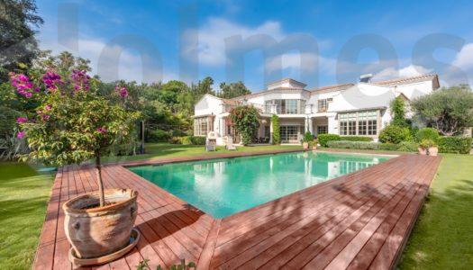 Las villas de Sotogrande, el lujo de vivir en el paraíso