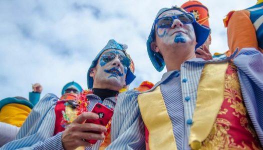 De Sotogrande a Cádiz a ritmo de carnaval