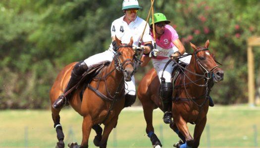 Sotogrande 'juega' al polo en Semana Santa