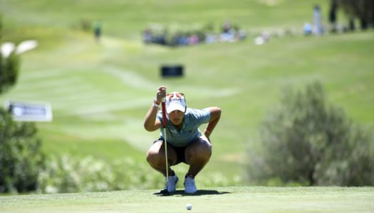 María Parra roza el triunfo en el Charity Classic Golf de Kansas