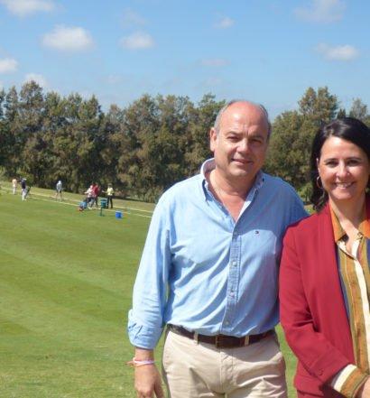 Ramón Aranda y Marina García, Partido Popular San Roque