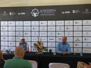 Presentación de La Reserva de Sotogrande Invitational Golf