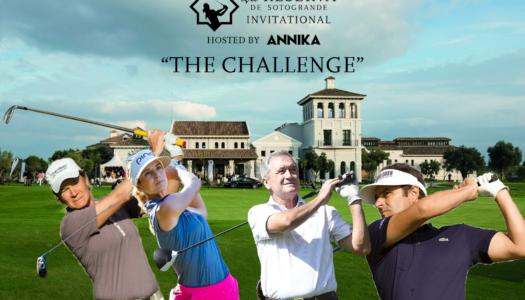 The Challenge Golf, antesala del La Reserva de Sotogrande Invitational