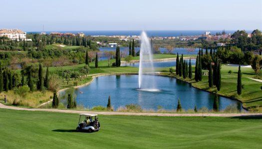 El Circuito de Golf Sotogrande se estrena en Villa Padierna