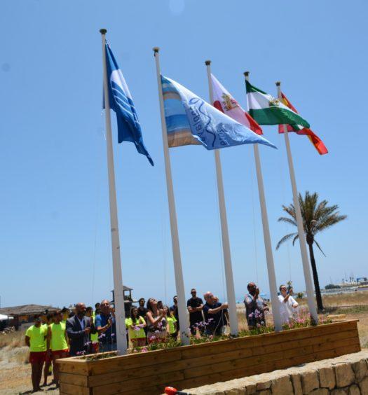 Bandera Azul
