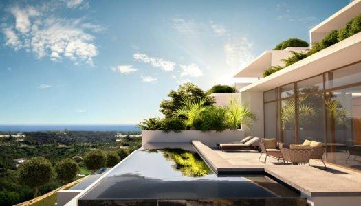 Las Albercas, las nuevas viviendas de lujo de Finca Cortesin