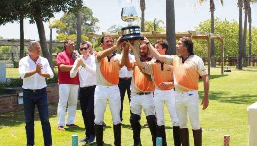 La Capilla se hace con la XV Copa de Jerez de Polo