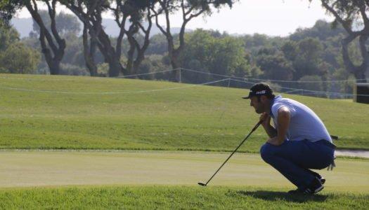 Gran primera jornada en el Andalucía Masters de Valderrama
