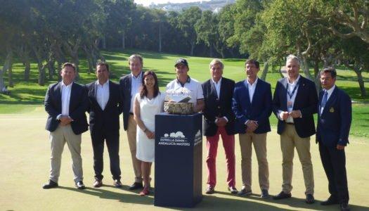 Un intratable Bezuidenhout se alza con el Andalucía Masters