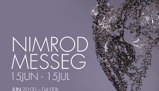 Casino Marbella presenta la nueva colección de Nimrod Messeg