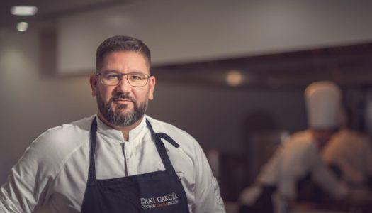 Charlamos con el chef Dani García
