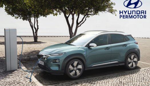 Conduce el nuevo Hyundai Kona, un SUV 100% eléctrico