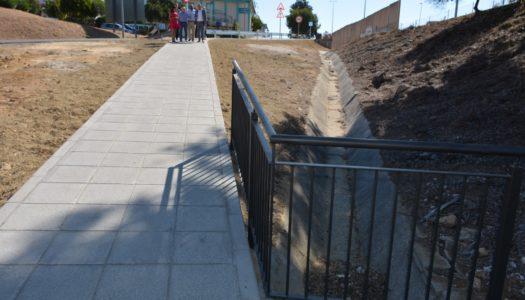 Conexión peatonal para la zona comercial de Sotogrande y Pueblo Nuevo
