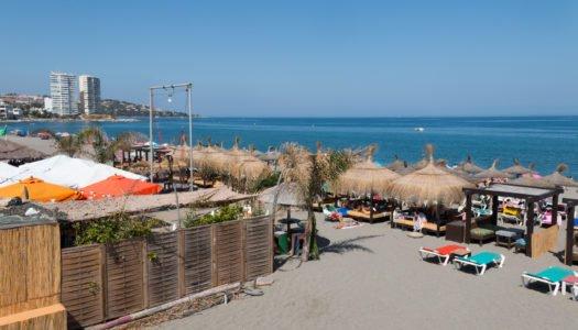 Las playas de Sotogrande inauguran el verano