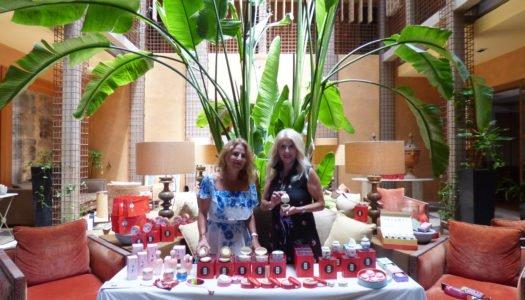La firma DAI Imperial presenta su colección en el Hotel Club Marítimo de Sotogrande