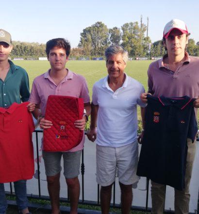 España y Argentina, polo en Sotogrande