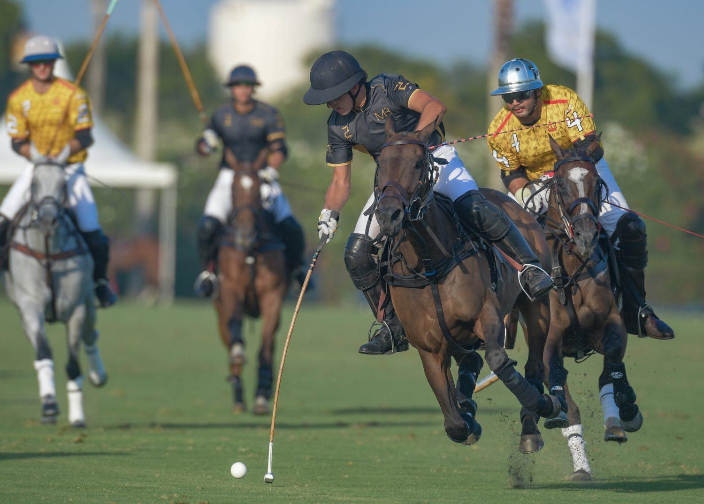 Brunei vs MB Polo, Polo en Sotogrande