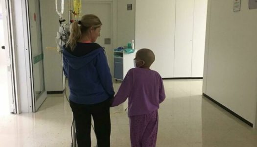 Fallece la pequeña Sara, tras su lucha contra la leucemia