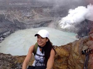 Eugenia Arguedas, Destino Costa Rica