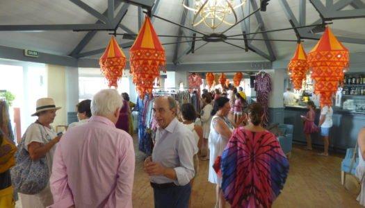 Sotogrande se vuelca con el Bazar de la India