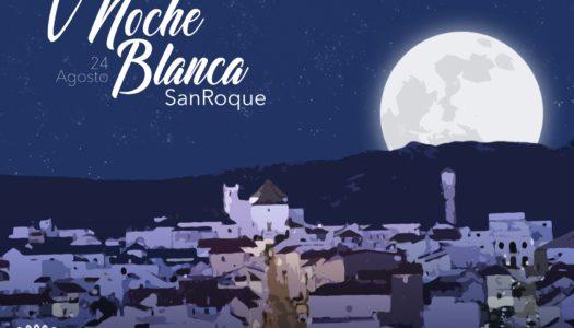 Este sábado se celebra la V Noche Blanca en San Roque