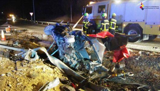 Fallece una mujer en un accidente de tráfico en Sotogrande