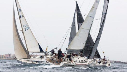 Emoción en el agua: con el Campeonato Interclubes del Estrecho