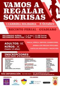 I Carrera Solidaria Guadiaro