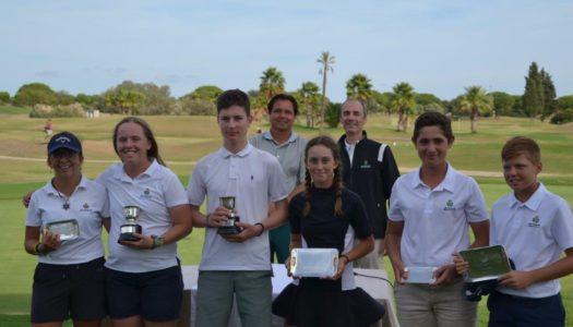 María Torres, de La Cañada, gana el Match Play sub-16 en Villanueva Golf