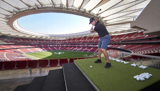 El Mutuactivos Open de España de Golf arranca desde el Wanda