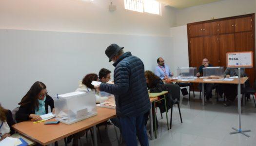 El PSOE vuelve a ganar en San Roque las elecciones generales