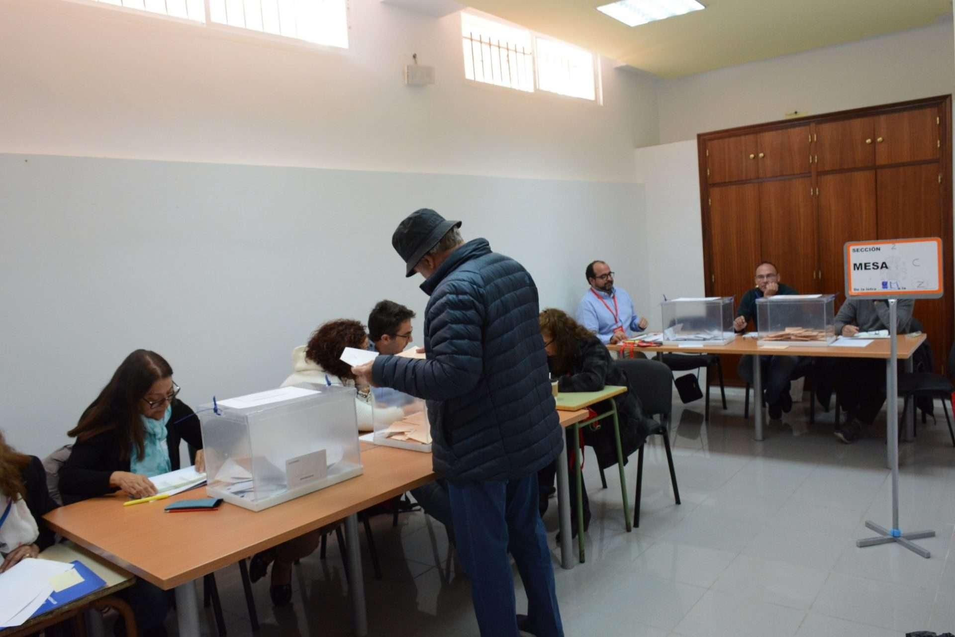 El PSOE vuelve a ganar en San Roque las elecciones generales - Sotograndedigital.com